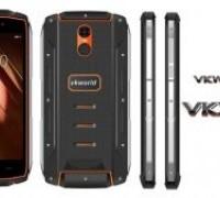 Недорогой VKWorld VK7000 с защищённым корпусом уже в продаже на AliExpress