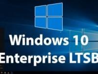Система Windows 10 LTSB