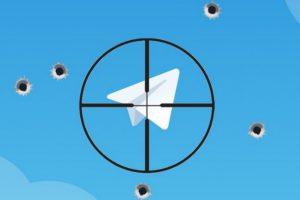 истинная причина блокировки мессенджера Telegram