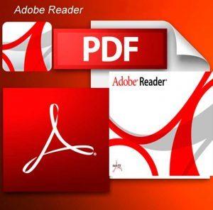 Скачать Adobe Reader: